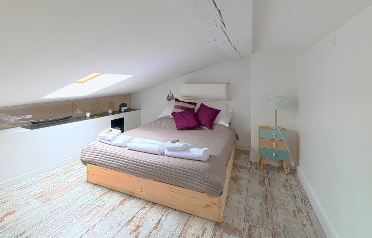 Photographie Property bedroom