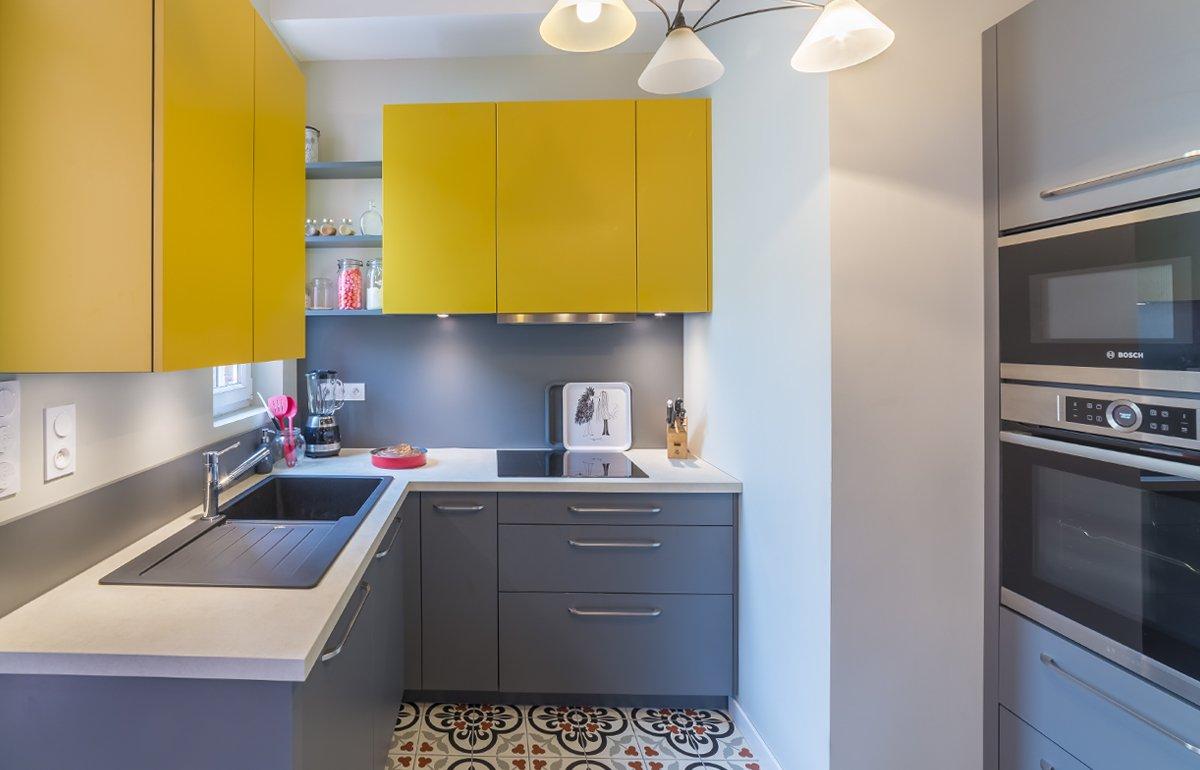 Photographie interieur - cuisine