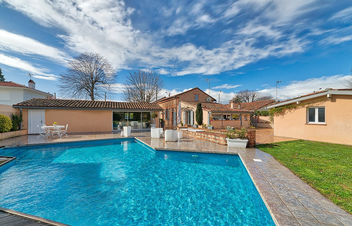 Photographie Immobilier piscine