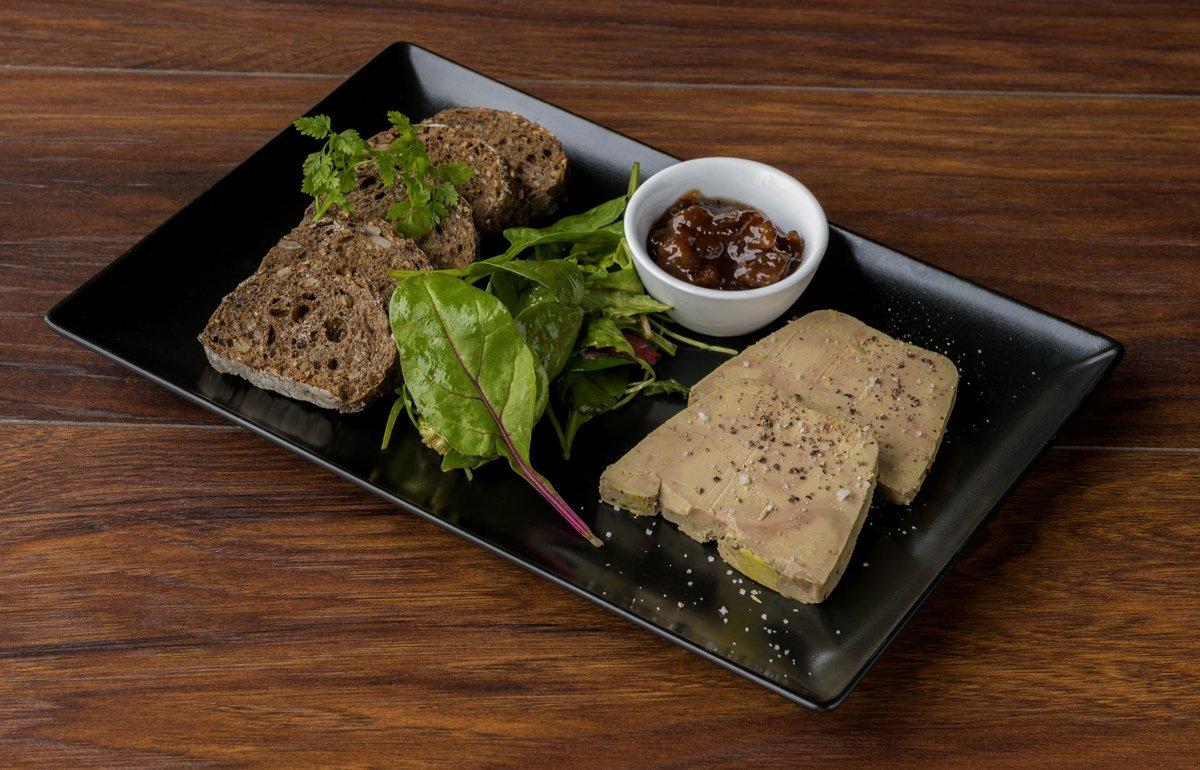 Photographie culinaire Foie gras