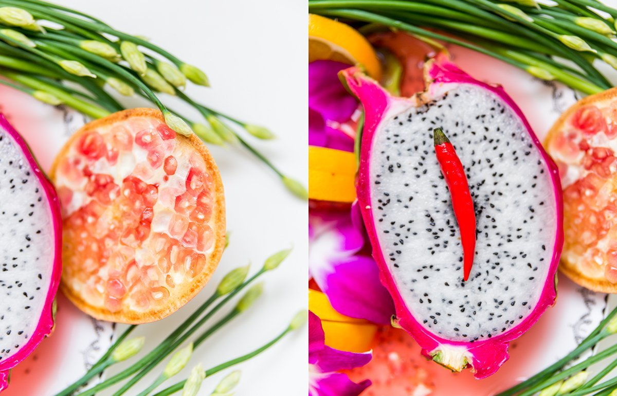Creative fooding