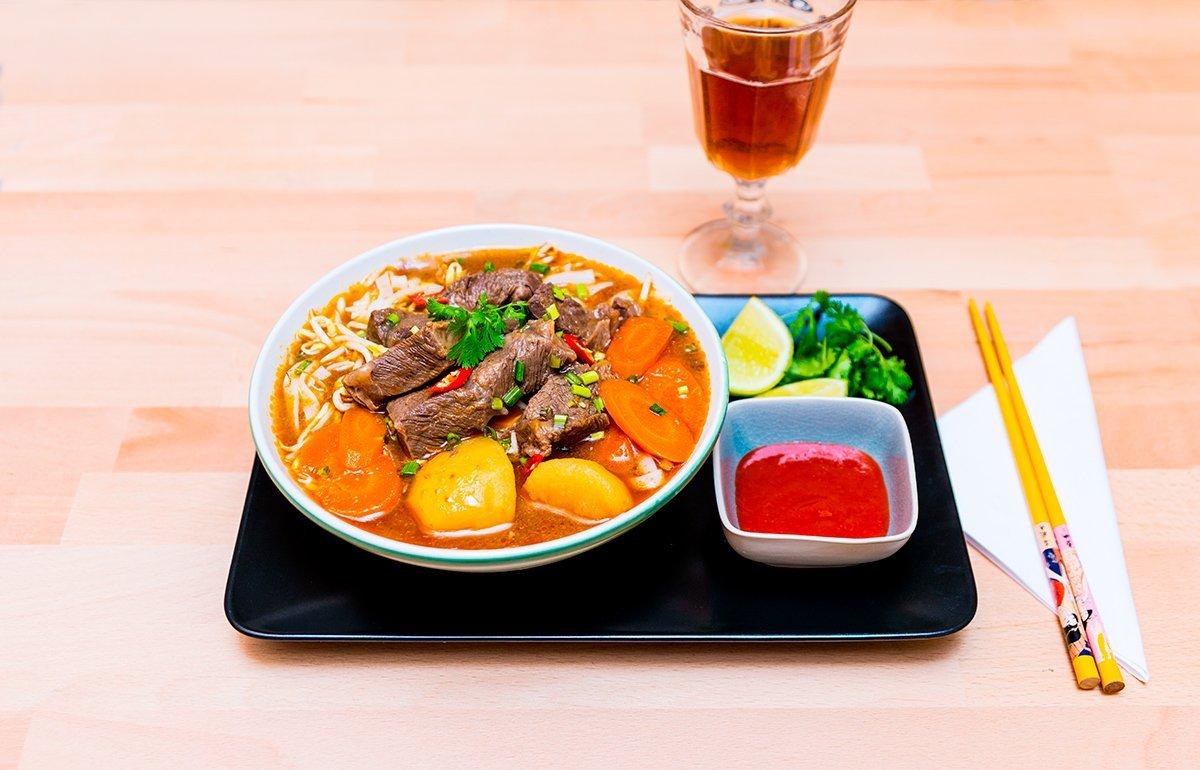 Restaurant vietnamien