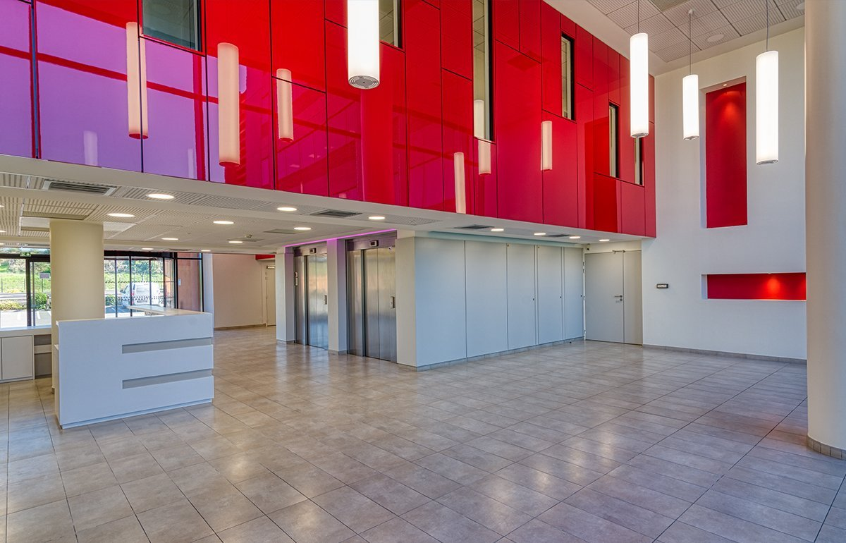 Photographie archi business building