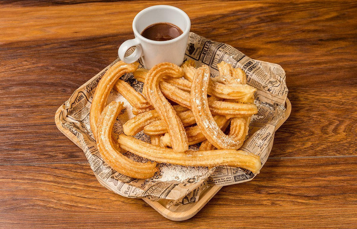 Photographie Culinaire - churros