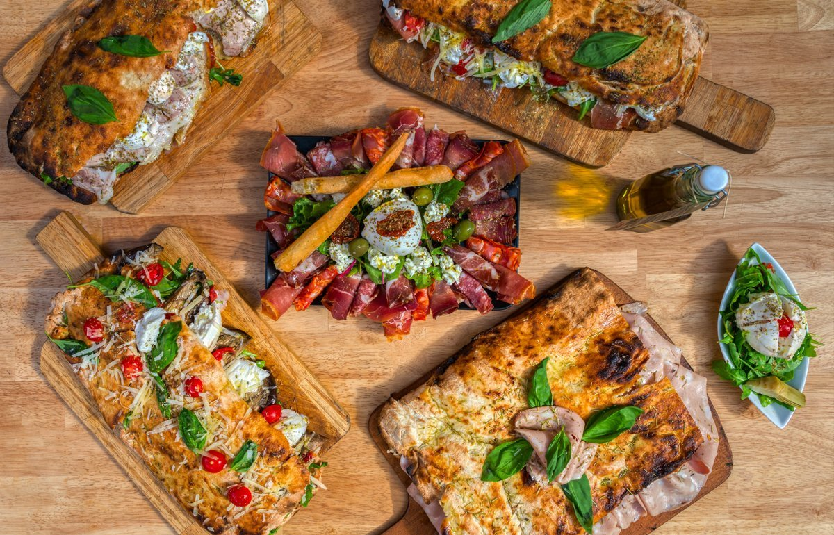 Photographie Culinaire - Pizza