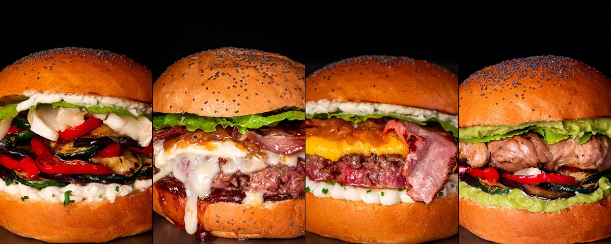 Burger France sacha federovsky
