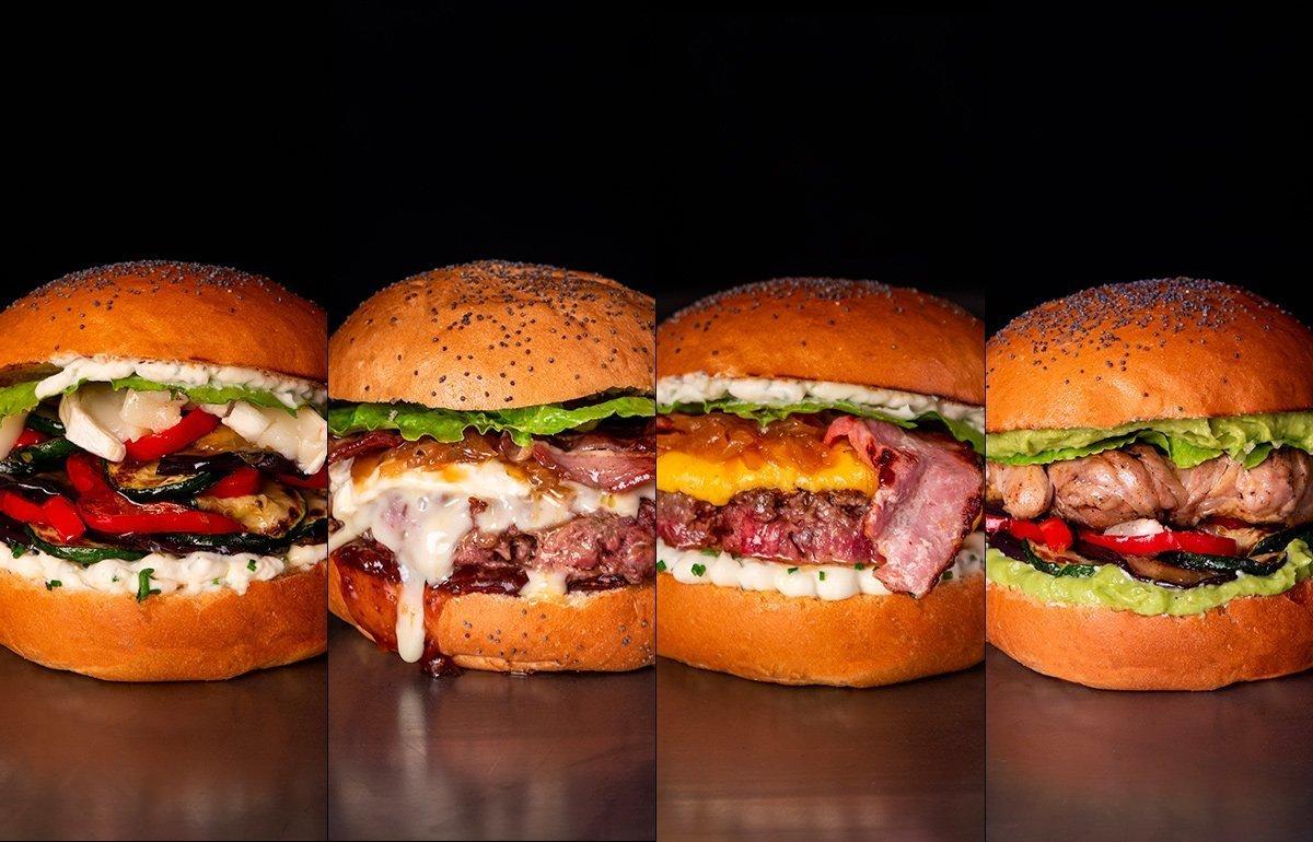 Food Burgers