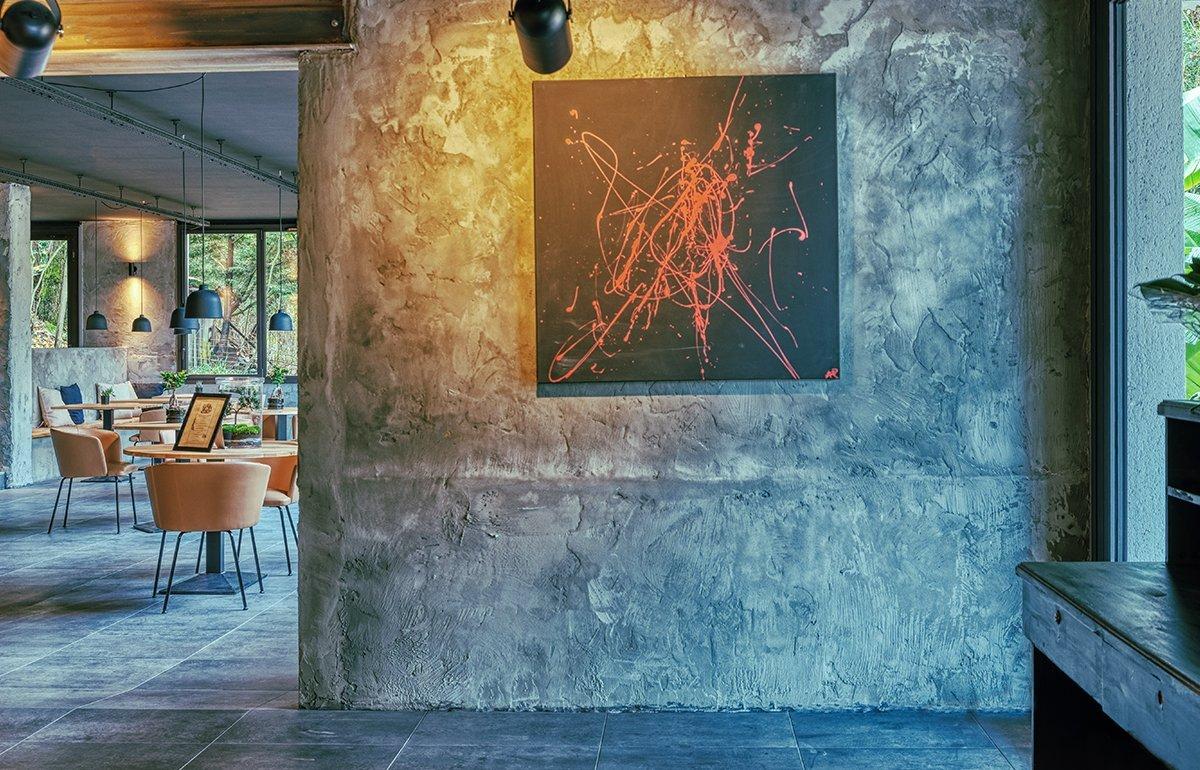 Restaurant Gastronomie Brut